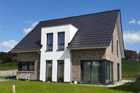 Grundrissidee massivhaus reken l dinghausen haus bauen - Zwo architekten ...