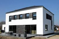 stadtvilla bauen stadthaus bauen einfamilienh user in. Black Bedroom Furniture Sets. Home Design Ideas