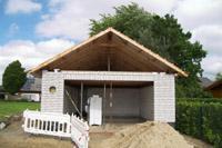 Doppelgarage satteldach kosten  Keller Baubeschreibung Bauleistungsbeschreibung, Garagen ...