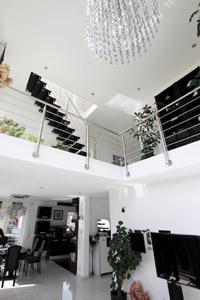 Grundrissidee stadtvilla massivhaus warendorf telgte haus for Architektenhaus galerie 3